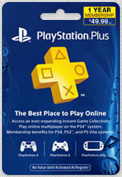 Playstation Plus PSN Plus 365 days USA