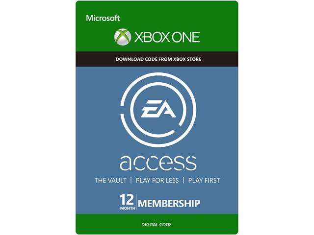 Xbox EA Access 12 month (Xbox One)