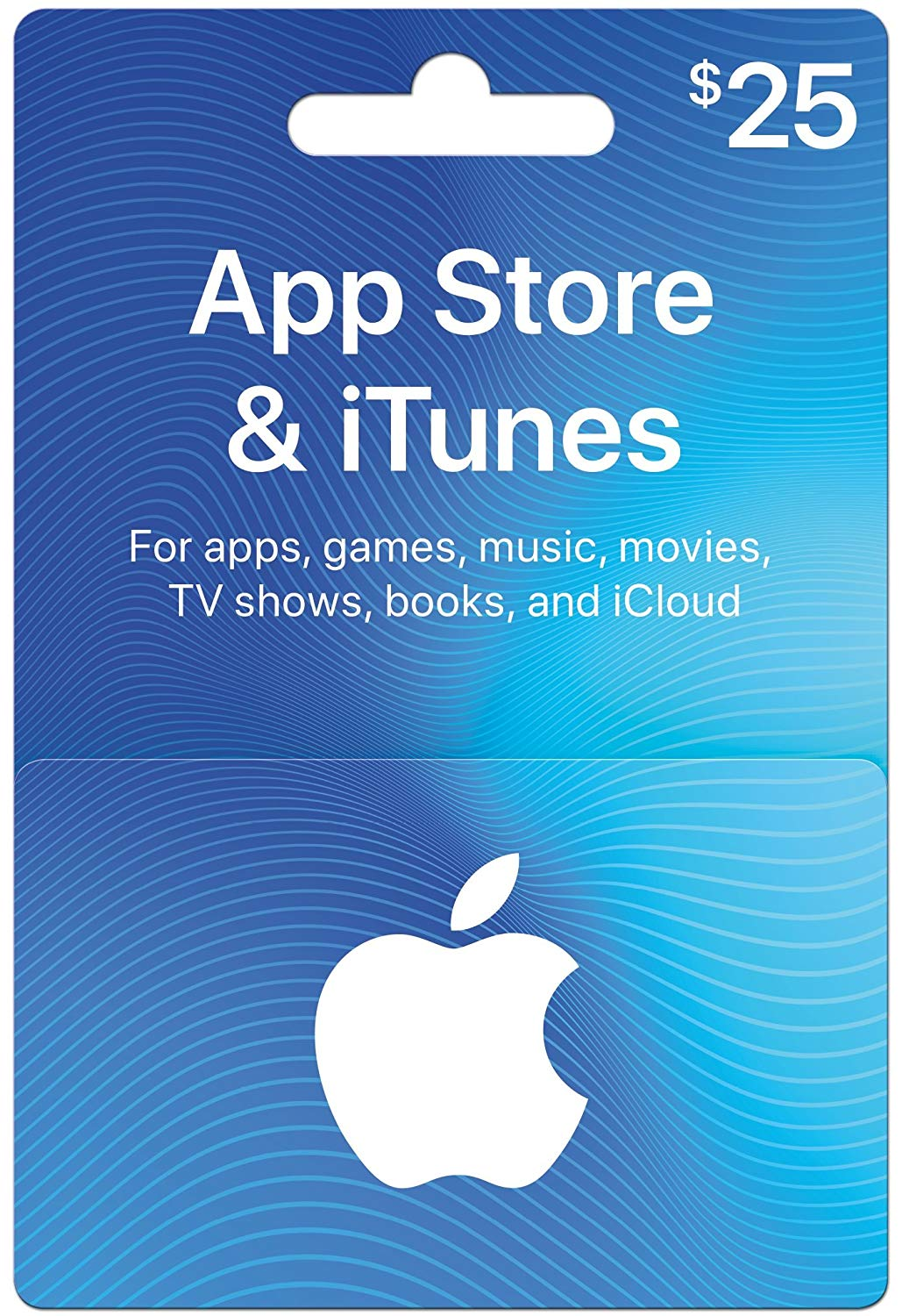 iTunes Gift Card $25 USA