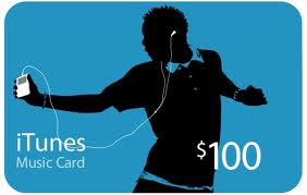 iTunes Gift Card $ 100 USA - Scan Card + Discounts