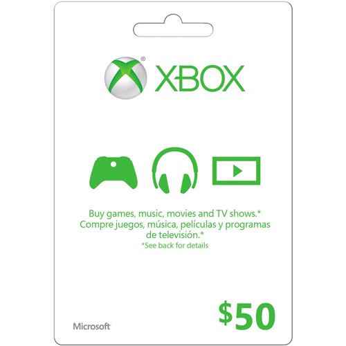 Xbox Gift Card $ 50 USA  + Discounts
