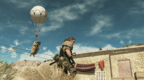METAL GEAR SOLID V: THE PHANTOM PAIN (Steam, RU+CIS)