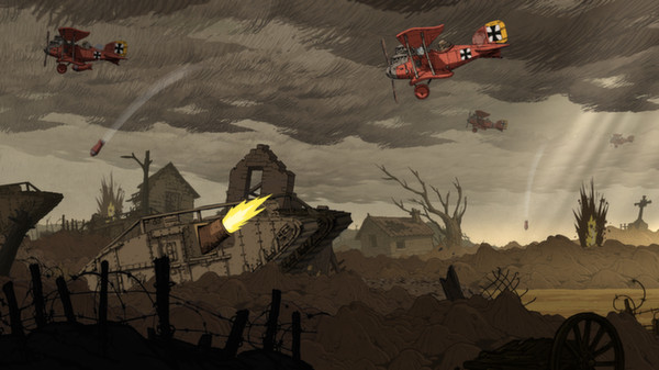 Valiant Hearts: The Great War (Steam Gift / RU+CIS)