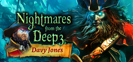 Nightmares from the Deep 3: Davy Jones (Steam key/ROW)