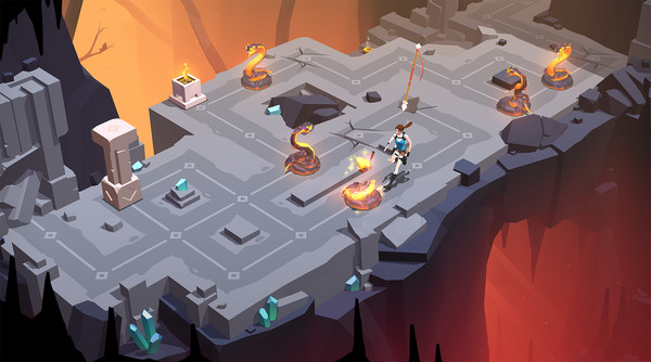Lara Croft GO (Steam Gift / RU+CIS) + ПОДАРОК