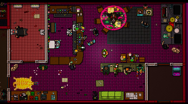 Hotline Miami 2: Wrong Number (Steam Gift / RU+CIS)