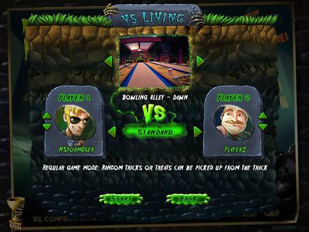 Zombie Bowl-o-Rama (Steam Key / ROW)