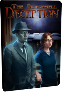 Blackwell Deception - EU / USA (Region Free / Steam)