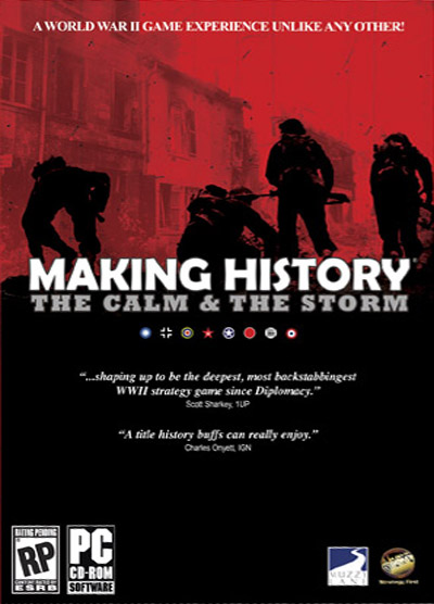 Making History: Calm & Storm (Region Free / Steam)