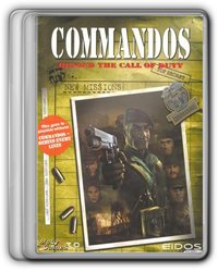 Commandos: Beyond the Call of Duty (Worldwide / Steam)
