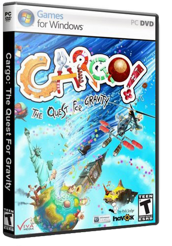 Cargo! The Quest for Gravity (Region Free / Steam)