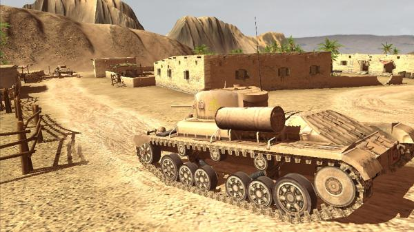 Theatre of War 2: Africa 1943 (Region Free / Steam)