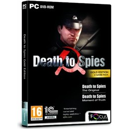 Death to Spies: Gold - EU / USA (Region Free / Steam)