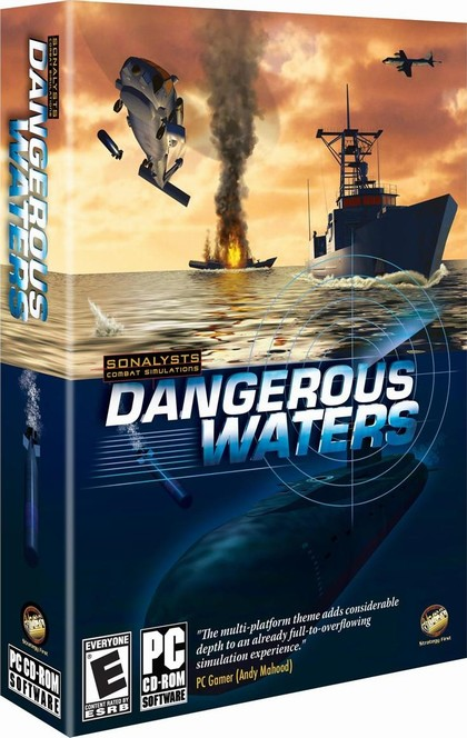 Dangerous Waters - EU / USA (Region Free / Steam)
