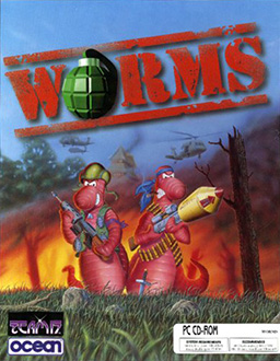 Worms (Region Free / Steam)