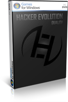 Hacker Evolution Duality (Region Free / Steam)