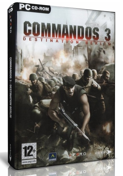 Commandos 3: Destination Berlin (Region Free / Steam)
