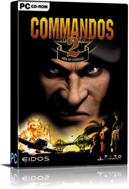 Commandos 2: Men Of Courage (Region Free / Steam)