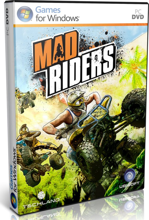 Mad Riders - EU / USA (Region Free / Steam)