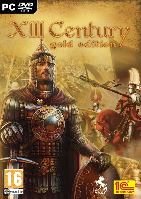 XIII Century Gold Edition (Region Free / Steam)