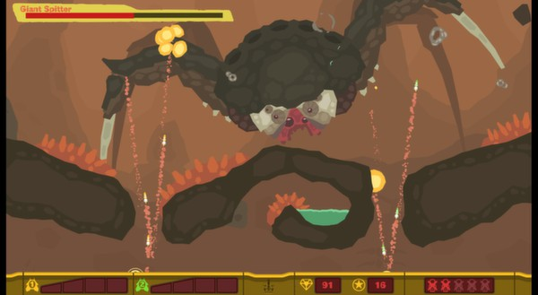 PixelJunk Shooter - EU / USA (Region Free / Steam)