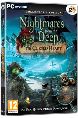 Nightmares from the Deep: The Cursed Heart - (Steam)