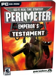 Perimeter: Emperor´s Testament (Region Free / Steam)