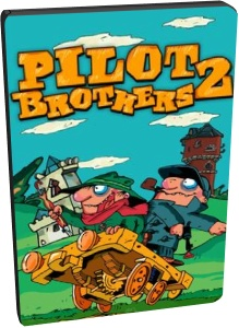 Pilot Brothers 2 - EU / USA (Region Free / Steam)