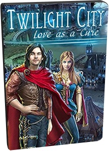 Twilight City: Love as a Cure (Region Free / Steam)