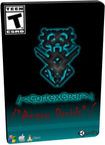 CortexGear:AngryDroids - EU / USA (Region Free / Steam)