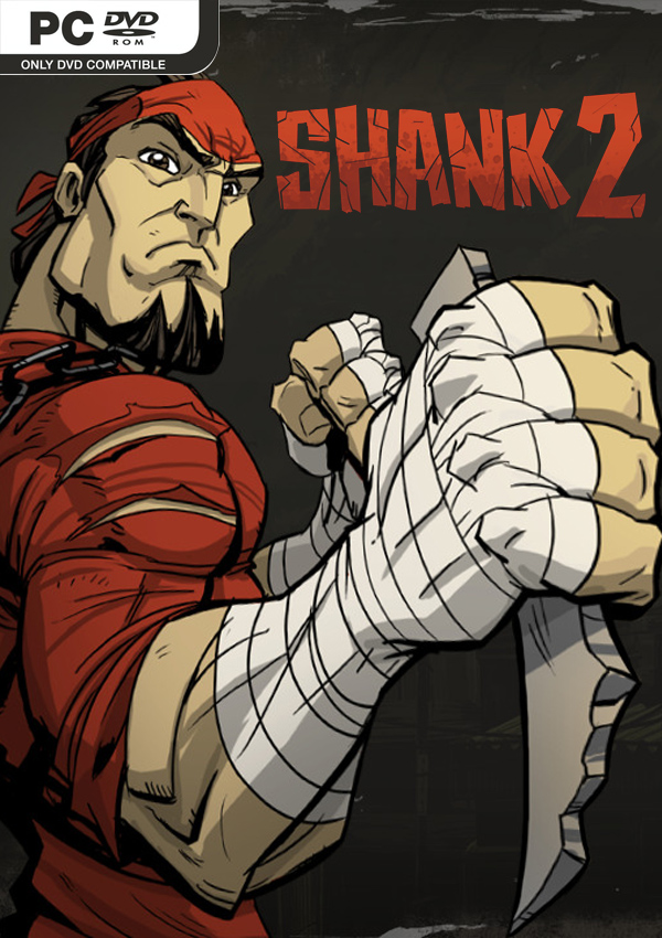 Shank 2 - EU / USA (Region Free / Steam)