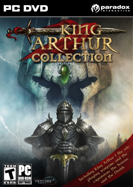 King Arthur Complete Collection (Region Free / Steam)