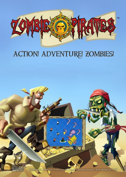 Zombie Pirates - EU / USA (Region Free / Steam)