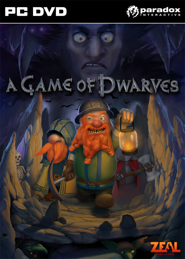 A Game of Dwarves - EU / USA (Region Free / Steam)