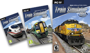 Train Simulator 2013 - EU / USA (Region Free / Steam)