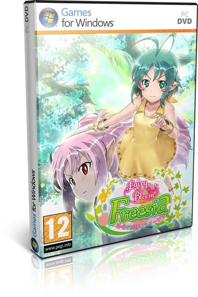 Fairy Bloom Freesia - EU / USA (Region Free / Steam)