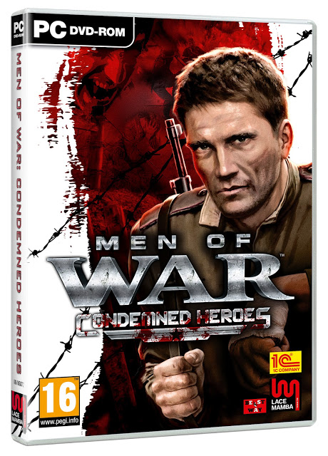 Men of War: Condemned Heroes (Region Free / Steam)