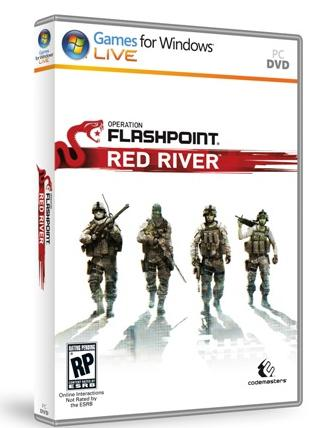 Operation Flashpoint: Red River (Region Free / Steam)
