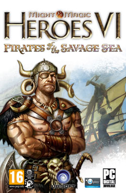 HoMM 6 DLC # 1 - Pirates of the Savage Sea (Region Free)