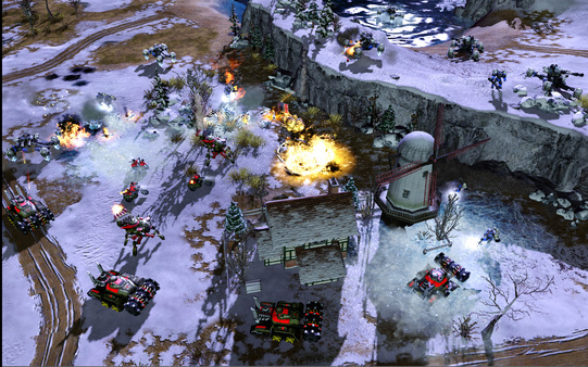 Command & Conquer: Red Alert 3 Uprising (ROW / Origin)
