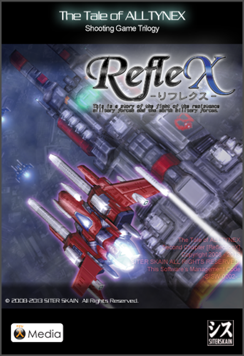 RefleX - EU / USA (Region Free / Steam)