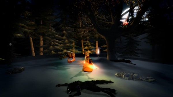 Sang-Froid - Tales of Werewolves (Region Free / Steam)