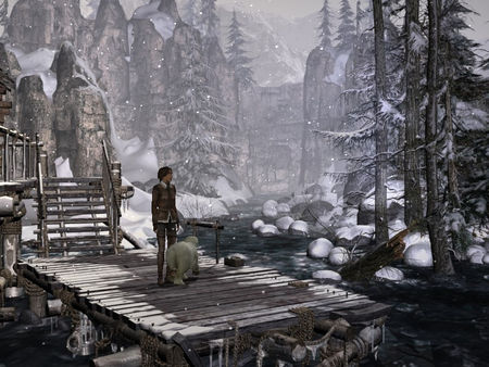 Syberia 2 - EU / USA (Region Free / Steam)