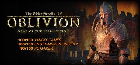 Фотография the elder scrolls iv: oblivion goty