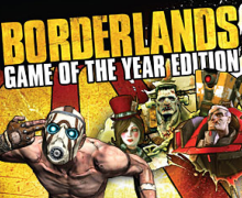 Borderlands GOTY(Steam Gift/Region Free)