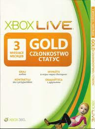 Xbox Live Gold - 3 Месяца