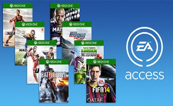 EA ACCESS 1 Month XBOX ONE CD-KEY Trial Only new client