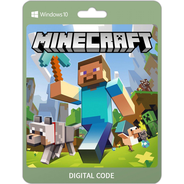 Фотография minecraft для windows 10  ключ