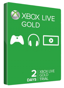 Xbox Live 2 days (48hours) RUS/EUR/USA