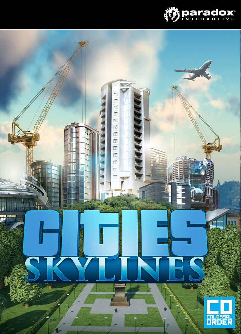 Cities Skylines (Steam Key region free)
